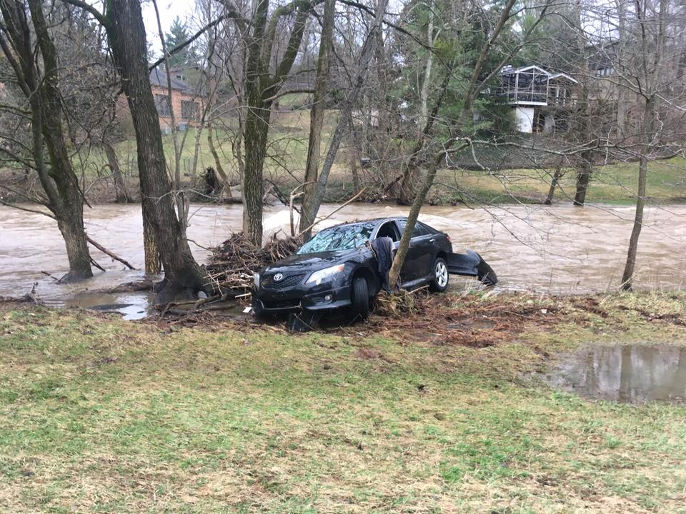 Severe Weather & Flooding February 24-25, 2018