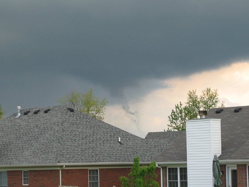 2003 cold air funnel