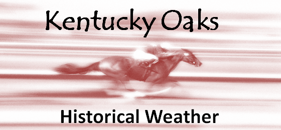 Kentucky Oaks Banner
