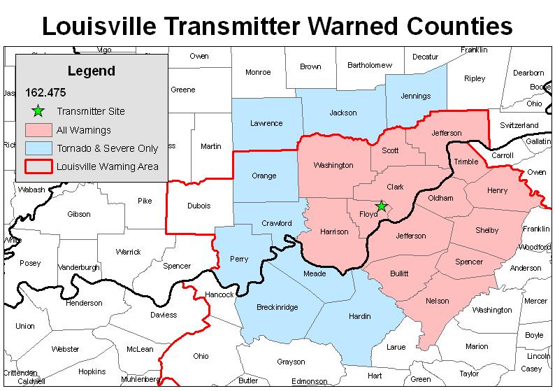 Weather Radio Louisville on