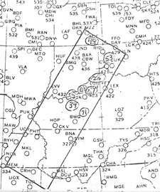 Tornado Watch 4pm - 9pm EDT