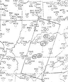 Tornado Watch 6:50pm - Midnight EDT
