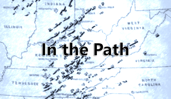 In the Path April 3, 1974