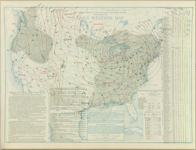 Weekly Planner Maps Weathercom Your Hometown Weather October 21