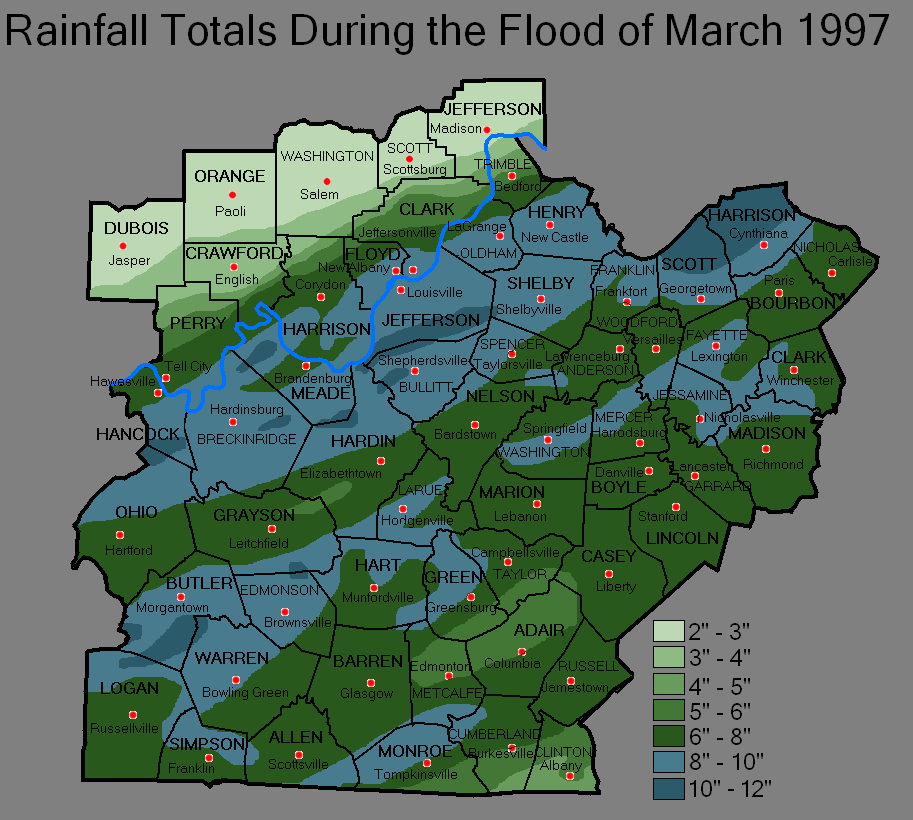 Total Rainfall
