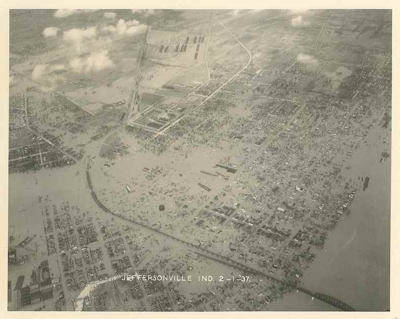 Great Flood of '37, Lane Collection