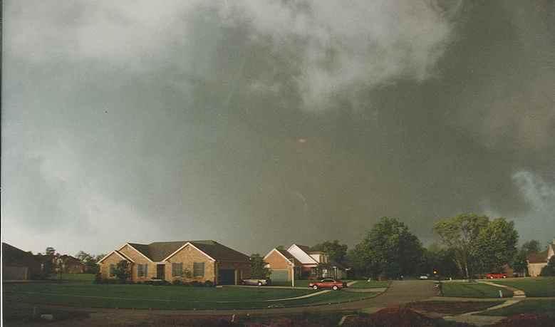May 28, 1996 Tornadoes