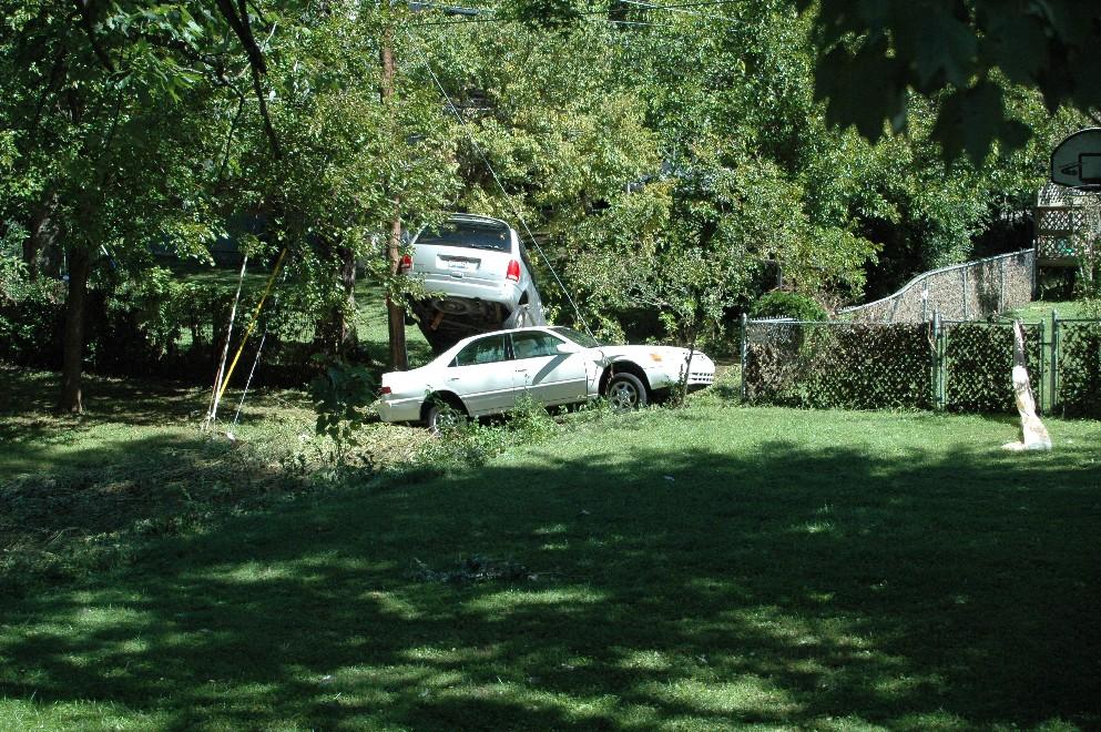 On Spring Drive in Elizabethtown along a branch of Feeman Creek