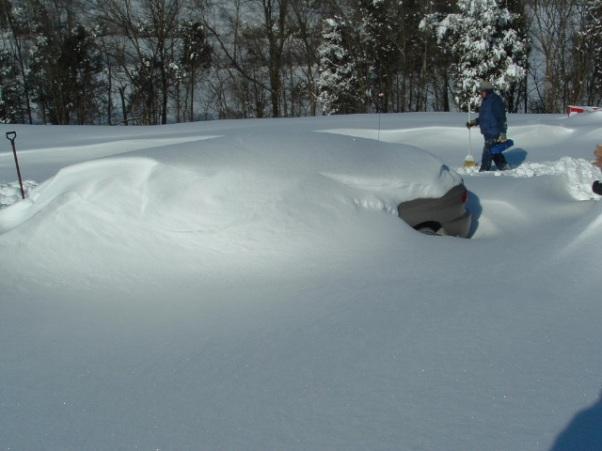 Winter Storm 2004