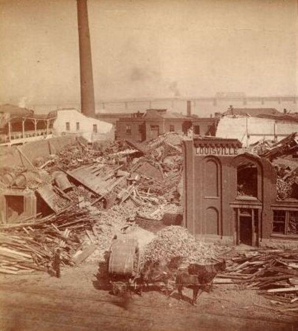 Louisville 1890 Tornado