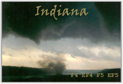 Banner for Violent Indiana Tornadoes