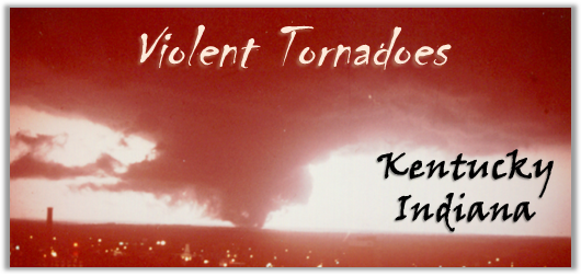 Banner for Violent Tornadoes Page