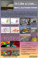March 2 2012 tornado outbreak poster