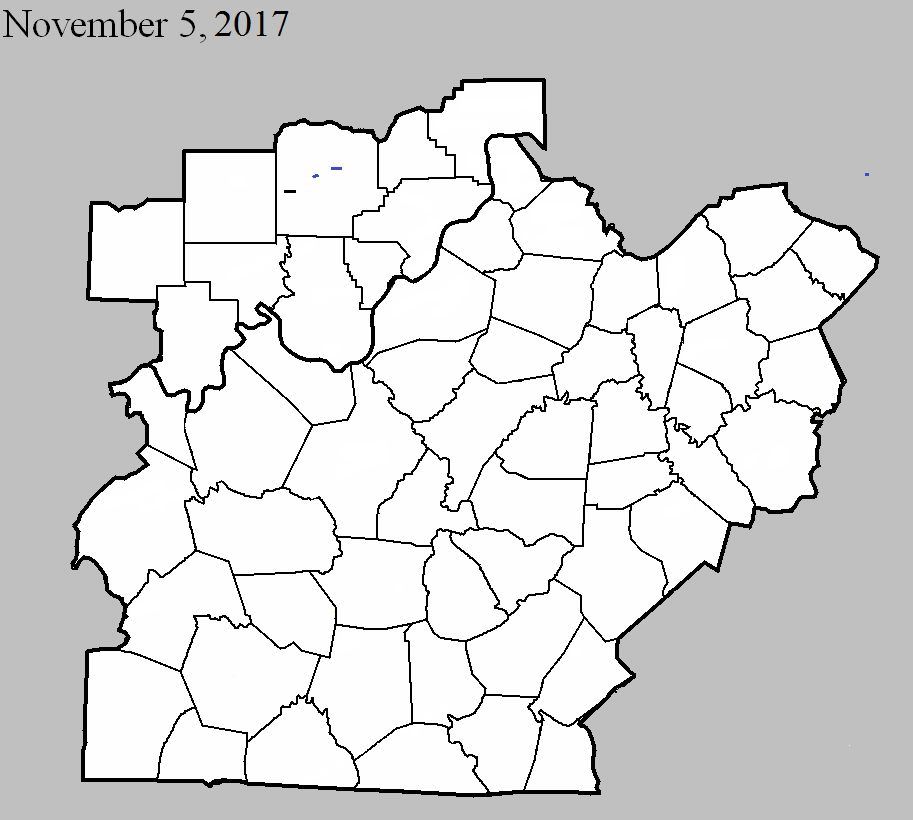Tornadoes of November 5, 2017