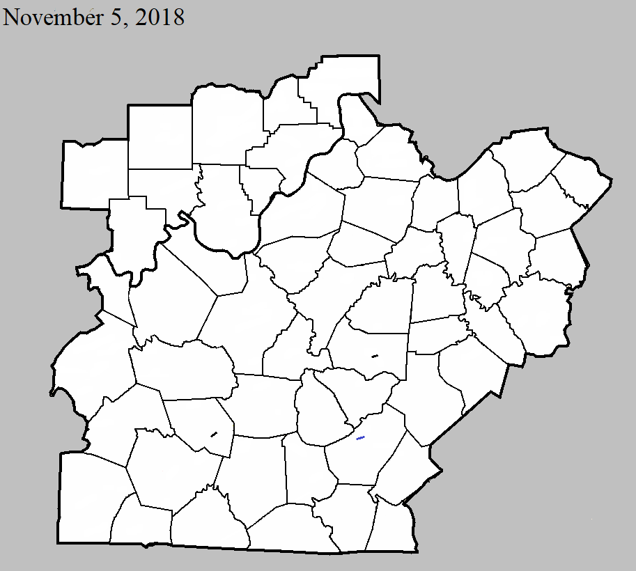 Tornadoes of November 5, 2018
