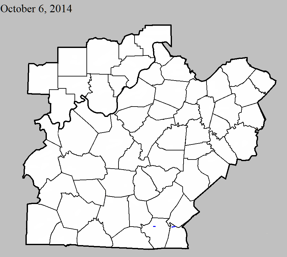 Tornadoes of October 6, 2014
