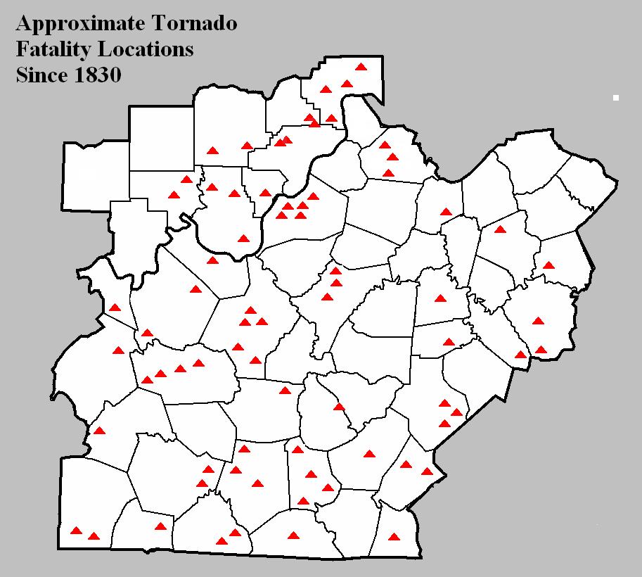 Tornado History
