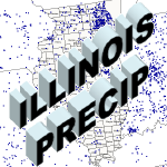 Illinois CoCoRaHS Precipitation