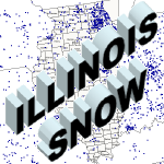 Illinois CoCoRaHS Snow