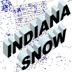 Indiana CoCoRaHS Snow