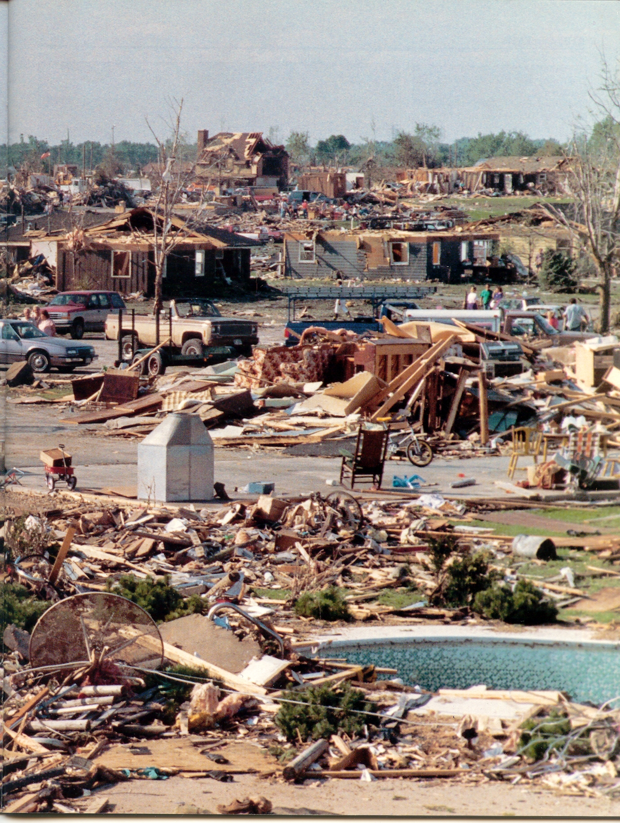 The 31st Anniversary of the Strongest August Tornado on Record in Plainfield, Illinois