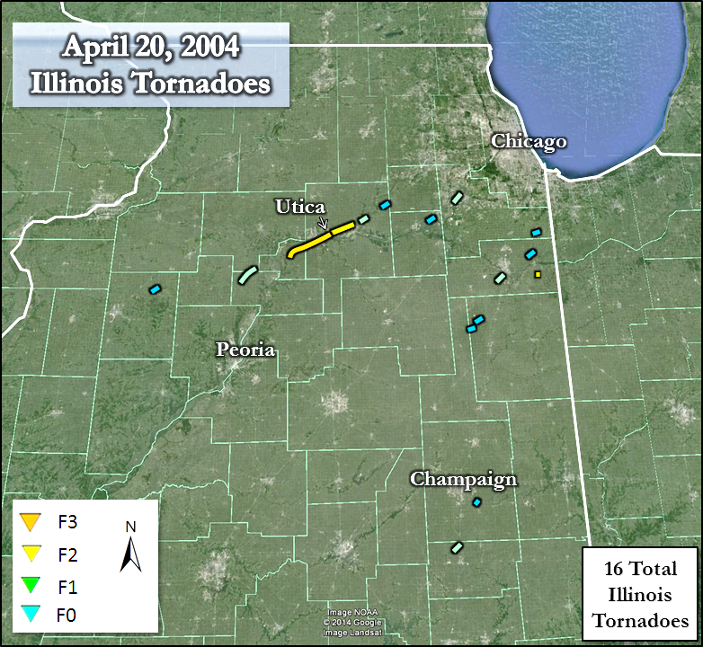The Deadly Utica Tornado: A Retrospective Look