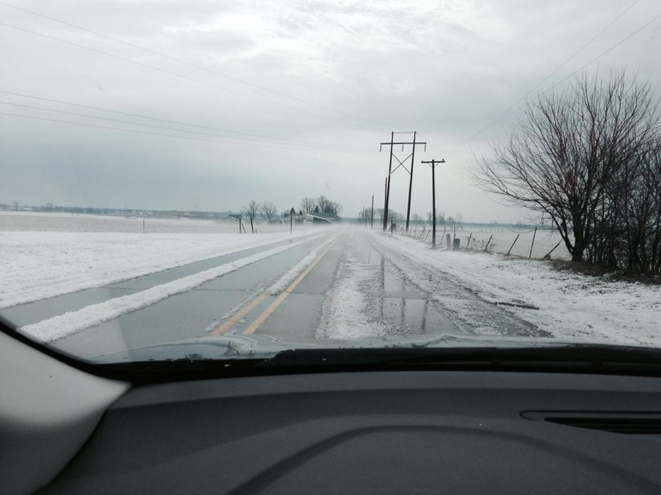 Photo by Nathan Monney, 1.5 miles north of Belvidere, IL