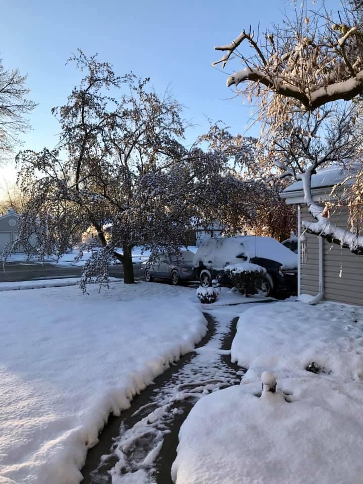 april 27 2019 latest accumulating snow in chicago rockford in 25 years april 27 2019 latest accumulating