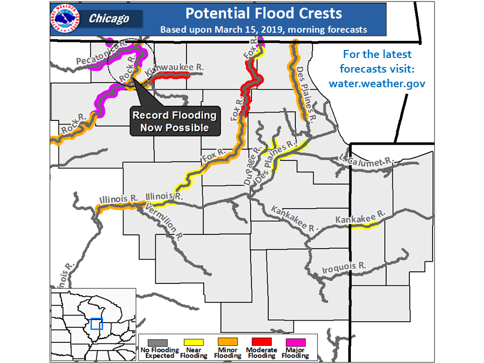 Flooding Graphic