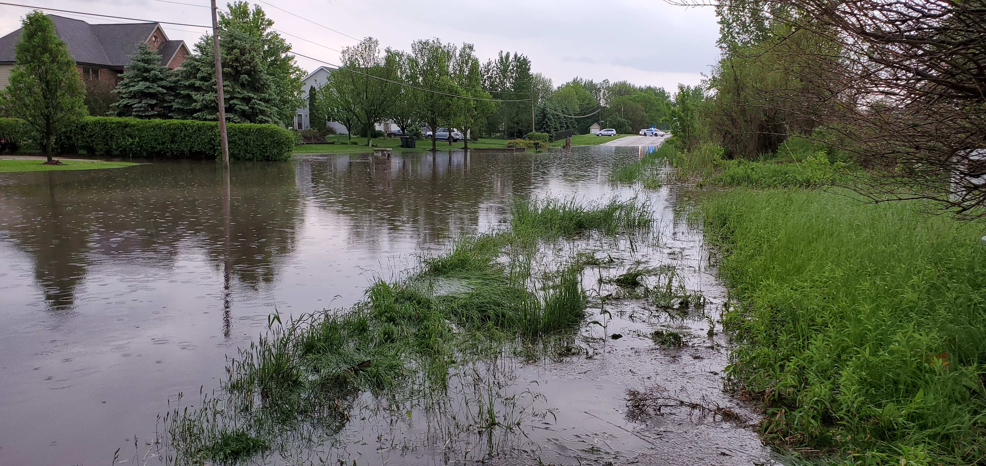 Flooding from Wheatland Township from Bill Alstrom