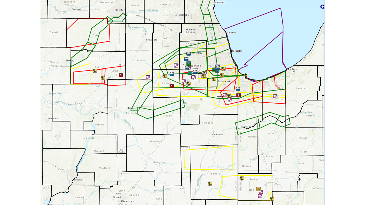 Storm Reports from May 27, 2019