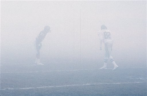 Fog Bowl 1988 - Soldier Field