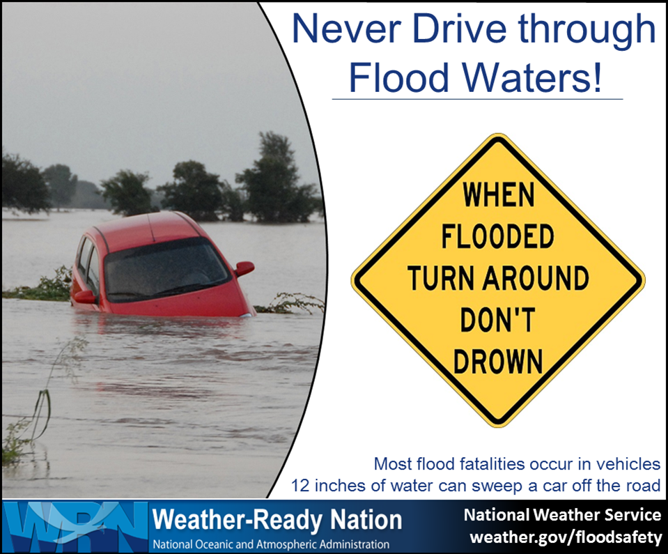 flood preparedness Nws flood safety home page home page flood safety tips and resources flooding is a coast to coast threat to the united states and its territories nearly every day of the year.