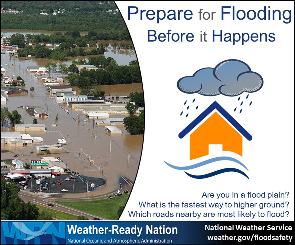 this is flood preparedness week