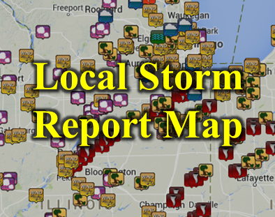 Local Storm Report Map