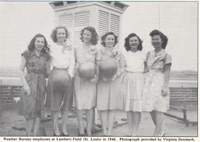 Women in the Weather Bureau