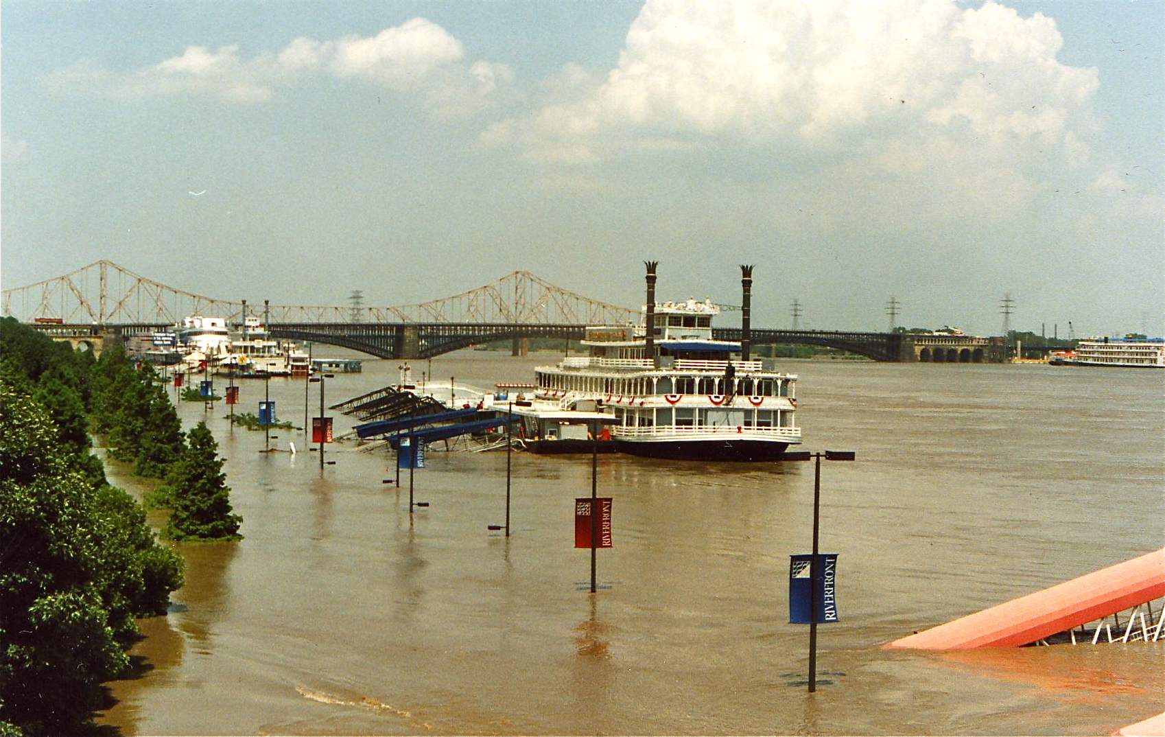 Remembering the Great Flood of 1993