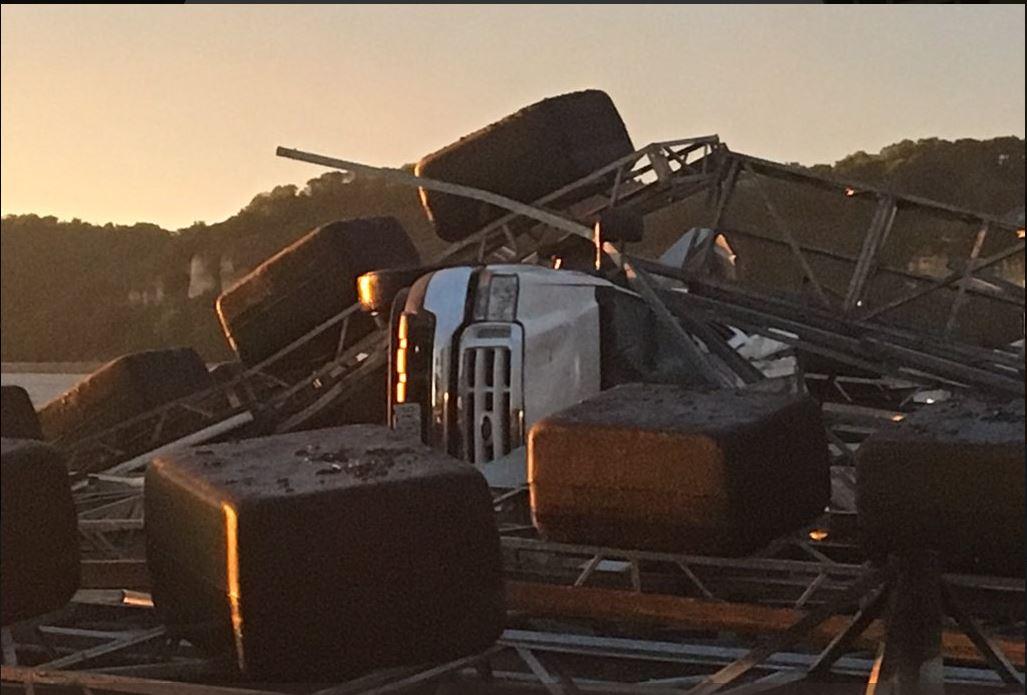 Widespread Wind Damage And Elsah Tornado June 28th 2018