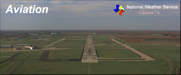 Title Image - NWS Lubbock Aviation