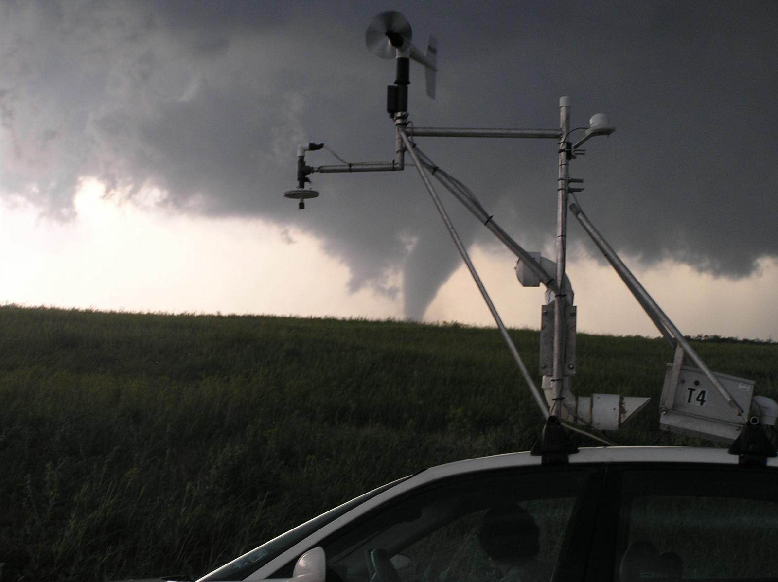 Image of Kent county tornado