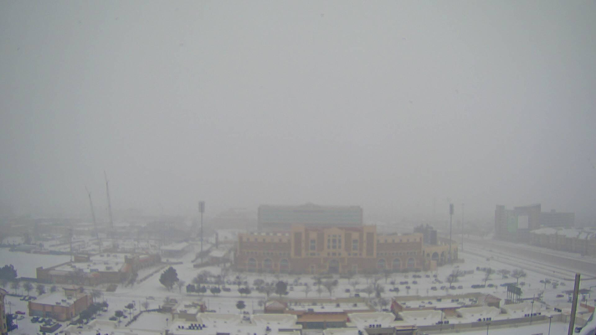 Snowfall In Texas >> Winter Returns to West Texas (Jan. 5-6, 2017 Snow event)