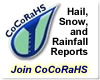 Link to the CoCoRaHS Website