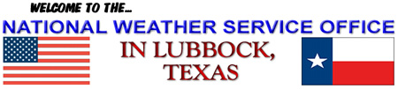 Welcome Banner for the Lubbock Office