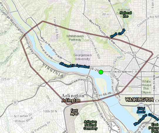 Potomac Inundation Maps Now Available!