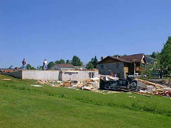 June 2 1998 Pa Md Wv Tornado Outbreak