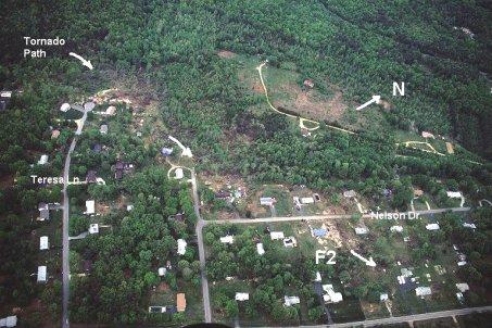La Plata Tornado April 28 2002