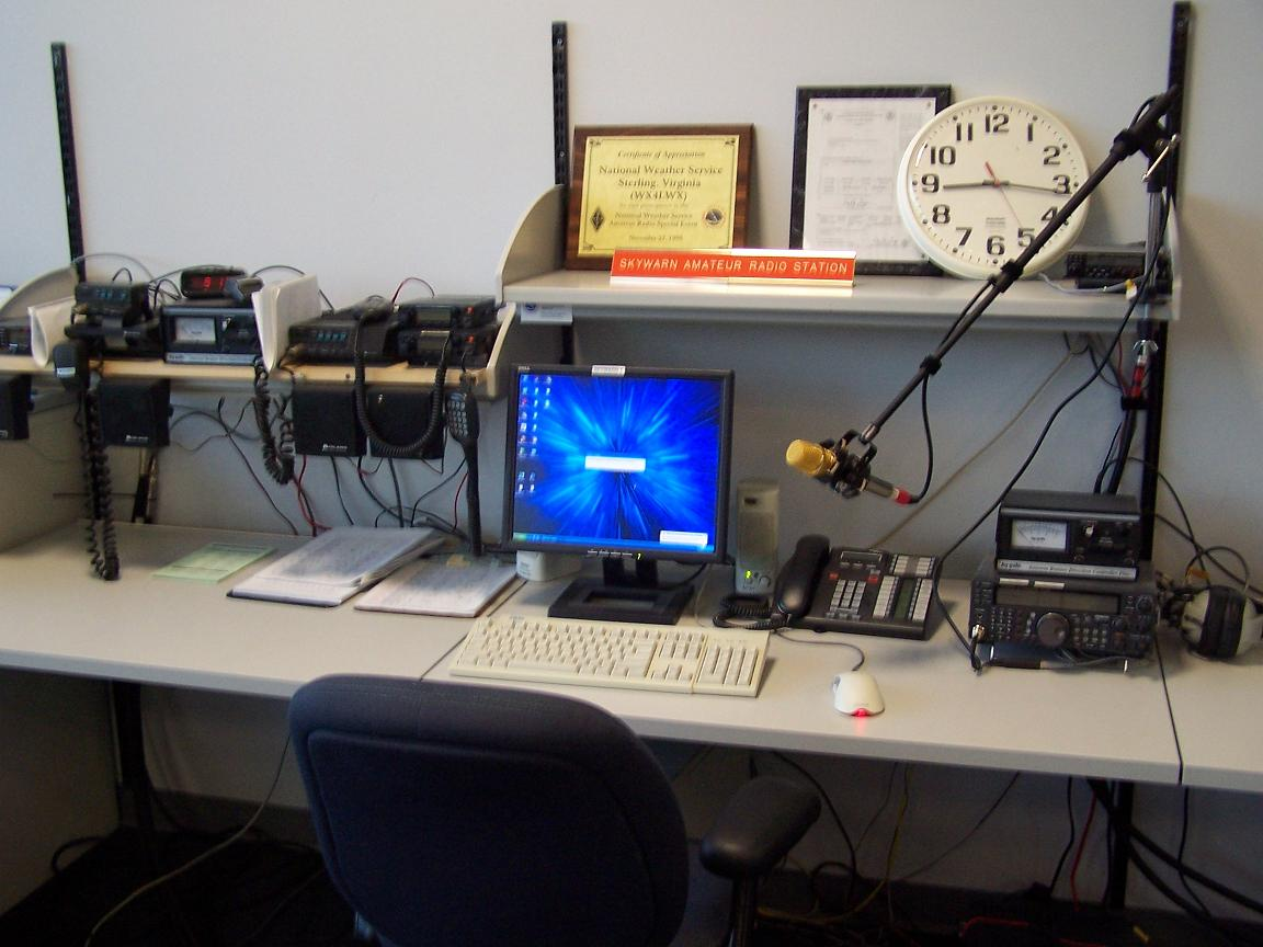 SKYWARN station