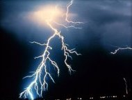 Lightning. Photo Credit: NOAA Photo Library, NOAA Central Library; OAR/ERL/National Severe Storms Laboratory (NSSL).