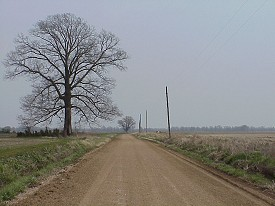 The Pleasant Valley community used to be located along what is now Jackson County Road 72.