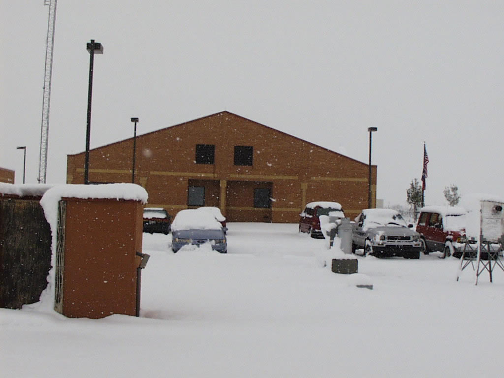 Record Snow, December 7, 1998